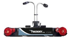 Fietsdrager Twinny Load E-carrier geschikt voor 2 fietsen