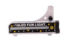 Wielverlichting IKZI Spaaklicht met 16 Led Fun light