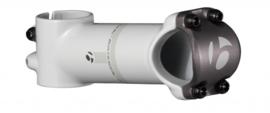 Stuurpen A-Head Bontrager RL stuur 31,8mm L=80mm +/-7° WIT