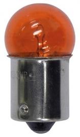 Lamp 12V 10W BA15S oranje