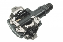 Pedalen Shimano PD-M520 ATB SPD zwart