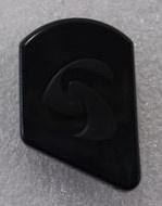 Crankdop Sparta SP3, zwart, per stuk