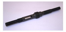 Achteras Sturmey Archer HSA440 3 versnellingen SAB / ABC / AT3 vanaf 06/89, L= 162 mm