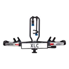 Fietsdrager XLC Azura Xtra geschikt voor 2 fietsen, kantelbaar