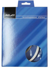 Versnellingskabel XLC MTB / Race WIT, compleet