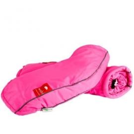Handmoffen Wobs Fluor Roze / fluor pink