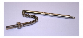 Schakelstift Sturmey Archer HSA126 2 streep / II