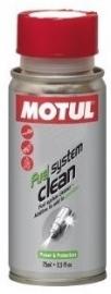 Brandstofsysteem reiniger Motul Fuel System clean SCOOTER 75 ml