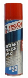 Was Cyclon Instant polish wax spuitbus 500 ml