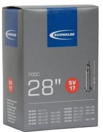 Binnenband Schwalbe SV17 28x1 5/8x1 3/8 28/47-622 Frans ventiel