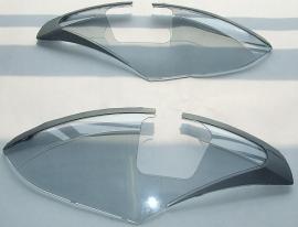 "Jasbeschermers Gazelle Linea 3D met slot- en remgat 61 - 65cm / 28"""