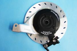 Rollerbrake Shimano BR-IM70-R Nexave ACHTERREM