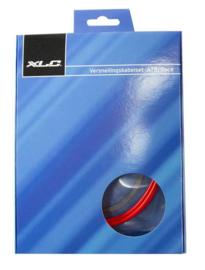 Versnellingskabel XLC MTB / Race ROOD, compleet