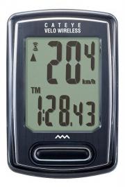 Fietscomputer Cateye Velo Wireless VT230W ZWART draadloos