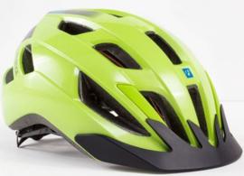 Helm Bontrager Solstice  Yellow/Blue  (Jeugd 48/55cm)
