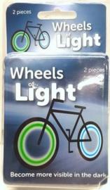 Wielverlichting Wheels of Light set van 2