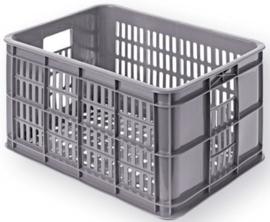 Krat kunststof Basil Crate S GRIJS 25 liter
