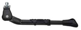 Standaard Ursus King brede plaat 30mm ZWART verstelbaar