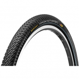 Buitenband Continental Top Contact Winter II 28x1 5/8x1 3/8 37-622 zwart