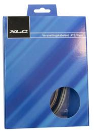 Versnellingskabel XLC MTB / Race ZILVER, compleet