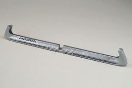 Schaatsbeschermer Zandstra Twin 8180, met veren