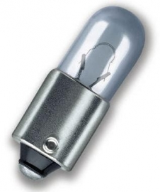 Lamp 6V 3W BA9S