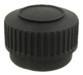 Dynamodop XLC loopwiel rubber atb / mtb
