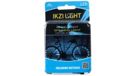 Wielverlichting IKZI Spaaklicht met 18 Led voor 1 wiel