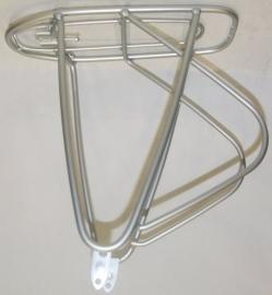 "Bagagedrager Gazelle alu zilver 49-65cm 28"""