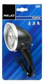 Koplamp XLC LED Move LED aan/uit naafdynamo