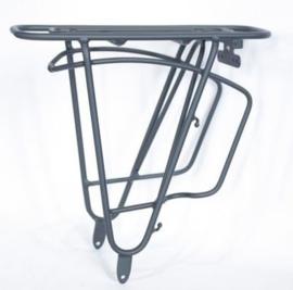 Bagagedrager Gazelle Chamonix T27 mat zwart