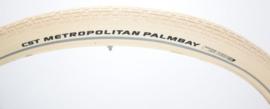 Buitenband CST Metropolitan Palmbay 28x2.00 50-622 CREME