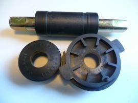 Trapas Gazelle 133mm beugel (bajonet) Flowline kettingkast
