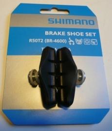Remblokken Shimano Sora / Tiagra BR-4600 R50T2, paar