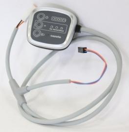 Display Gazelle Orange Pure Innergy / Chamonix Pure Innergy met FenderLight / LightVision koplamp