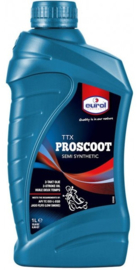 Olie Eurol TTX ProScoot Synthetic 2-takt 1 liter