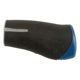Handvat Batavus kort 95mm blauw/zwart met inbus