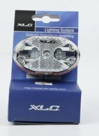 Koplamp XLC LED (5x) 4085 stuurbevestiging batterij