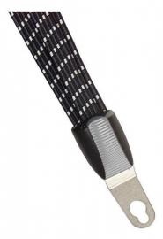Snelbinders XLC trio zwart/grijs/wit asbevestiging / haakbevestiging