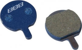 Schijfremblokken BBB BBS-48 DiscStop Hayes Sole hydraulisch