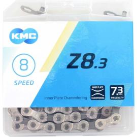 Ketting KMC Z8.3 6/7/8v 114 schakels