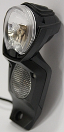 Koplamp Gazelle Light Vision LED voor naafdynamo