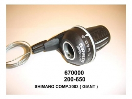 Versteller SRAM MRX Comp micro 6v rechts