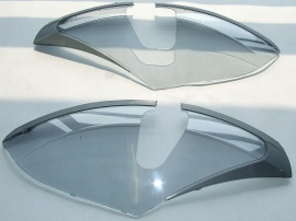 "Jasbeschermers Gazelle Linea 3D met slotgat 61 - 65cm / 28"""