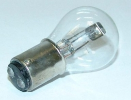 Lamp 6V 15/15W BAX15D duplo BA15D