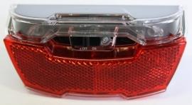 Achterlicht Gazelle Solo Vision LED op batterijen
