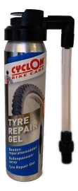 Bandenreparatie vloeistof Cyclon Tyre Repair Gel, bus 75 ml
