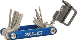 Multitool XLC 15-delig TO-M07