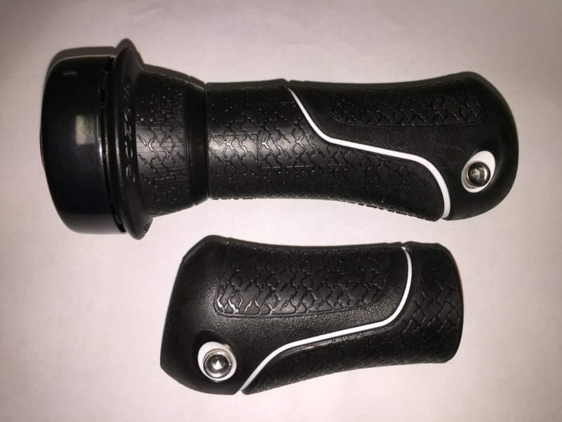 Handvatten Of Handvaten.Handvatten Gazelle Bel Zwart 88mm Rechter Handvat Met