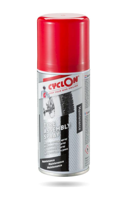 Montage spray Cyclon Tyre Assembly Spray 100ml